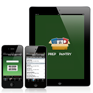 Prep & Pantry for iPhone and iPad